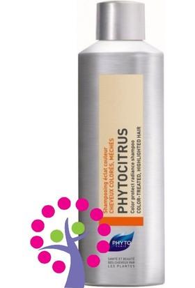 Phyto Phytocitrus 200 ml Boyalı ve Röfleli Saçlar İçin Renk Koruyucu Şampuan