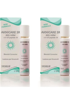 Aknicare Sr Skin Roller, 5 Ml 2 Adet