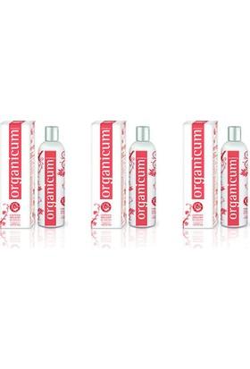 Organicum Boyalı Yıpranmış Saçlar İçin Şampuan 350 Ml 3 Adet