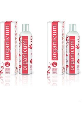 Organicum Boyalı Yıpranmış Saçlar İçin Şampuan 350Ml 2 Adet
