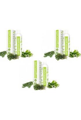 Organicum Yağlı Saçlar İçin Şampuan 350Ml