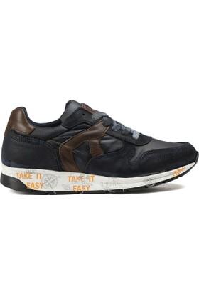 Jooze Lacivert Erkek Deri Ayakkabı J4164