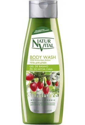 Natur Vıtal Sensıtıve Body Wash 500Ml