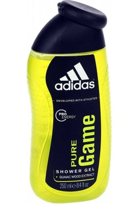 Adidas Sh.Gel Men 250Ml Pure Game