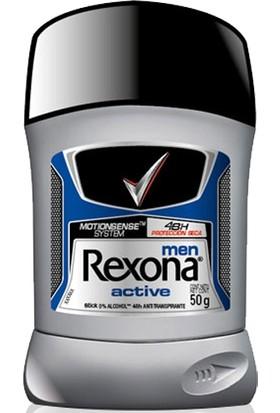 Rexona Stıck 50Ml Men Actıve