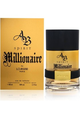 Ab Spirit Gold EDT 100 Ml Erkek Parfüm