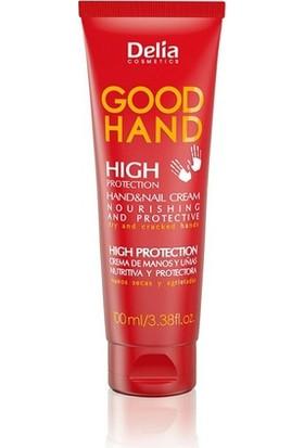 Delıa Good Hand Hıgh Protectıon 100Ml