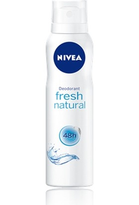 Nıvea Deospray Fresh Woman 150Ml