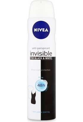 Nivea Deospray Invısıble Pure 150Ml