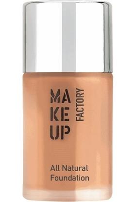Make-Up All Natural Fond.17