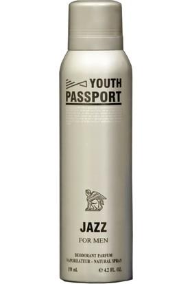 Youth Passport Deo Jazz 150 Ml