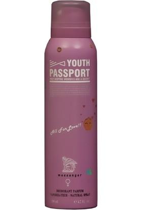 Youth Passport Deo Messenger