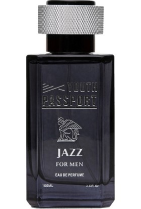 Youth Passport Jazz Men 100Ml Edp