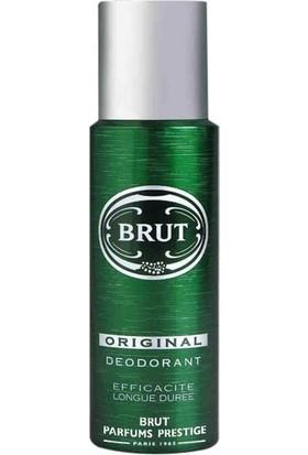 Brut Orgınal Deo 200Ml