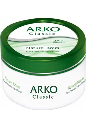 Arko Krem Naturel 300Ml Klasik