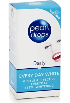 Pearl Drops Everyday White Diş Macunu 50 Ml
