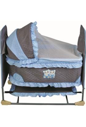 Nenny Baby 302 Beşik Mavi