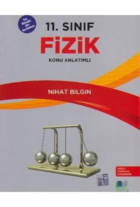 Nihat Bilgin Yayıncılık 11. Sınıf Fizik Konu Anlatımlı