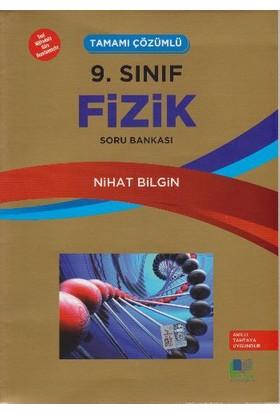 Nihat Bilgin Yayıncılık 9. Sınıf Fizik Soru Bankası