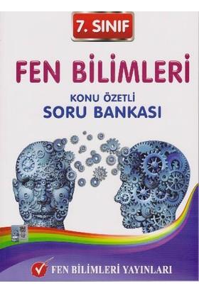 Fen Bilimleri Yayınları 7. Sınıf Fen Bilimleri Konu Özetli Soru Bankası