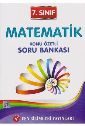 Fen Bilimleri Yayınları 7. Sınıf Matematik Konu Özetli Soru Bankası