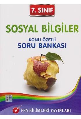 Fen Bilimleri Yayınları 7. Sınıf Sosyal Bilgiler Konu Özetli Soru Bankası