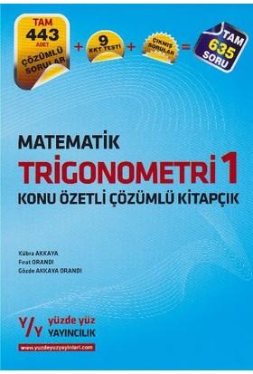Yüzde Yüz Yayıncılık Lys Matematiktrigonometri 1 Konu Özetli Çözümlü Kitapçık