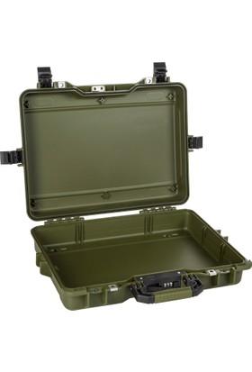 Mano MTC 300 Yeşil - Boş Tough Case Pro Takım Çantası