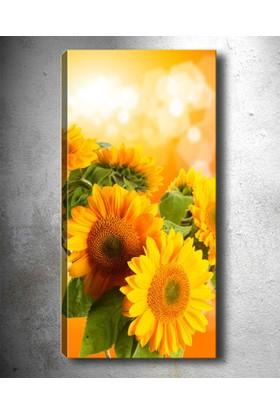 Tablo Center Çiçek Kanvas Tablo D939998