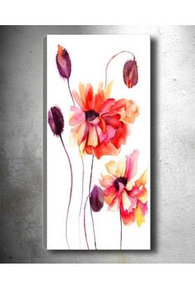 Tablo Center Çiçek Kanvas Tablo D137530