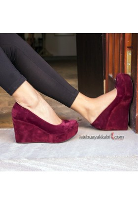 Shoepink Coroline Süet Ayakkabı