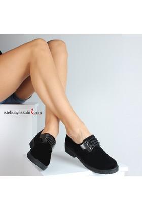 Shoepink Hugo Süet Ayakkabı