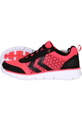 Hummel 60377-3648 Turuncu Kadın Günlük Spor Ayakkabı