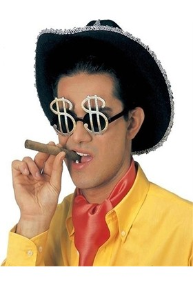 Tvs Dolar Parti Gözlüğü