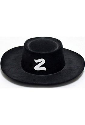 Tvs Zorro Şapkası