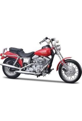 Maisto Harley Davidson 1997 FXDL Dyna 1:18 Model Motorsiklet