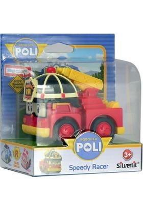 Robocar Poli Hızlı Yarışçı Figür Roy