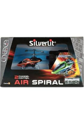Silverlit Air Spiral U.K. Helikopter 2CH T.