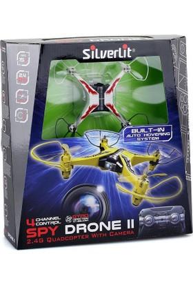 Silverlit Spy Drone II Quadcopter 2.4G - 4CH Kameralı