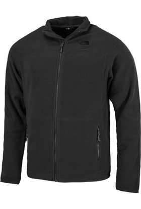 The North Face - 100 Glacier Full Zip Erkek Polar Gri