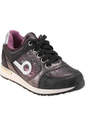 Seventeen G-G10125-A1 Mor Kız Çocuk Ayakkabı