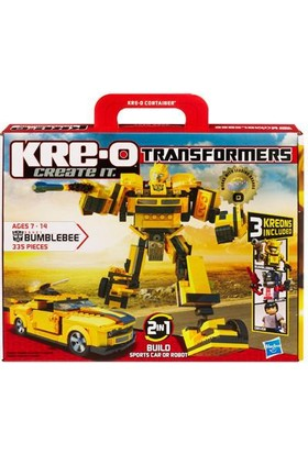 Kreo Transformers Bumblebee