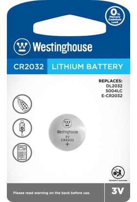 Westinghouse CR2032 3v Lityum Pil tekli Blister Ambalaj
