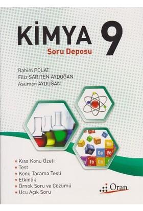 Oran Yayıncılık 9. Sınıf Kimya Soru Deposu