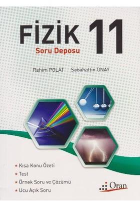 Oran Yayıncılık 11. Sınıf Fizik Soru Deposu