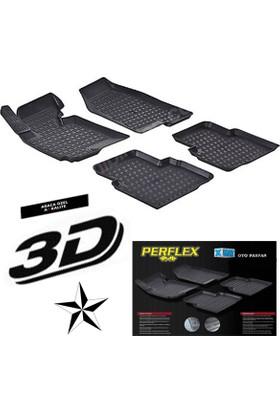Perflex X-Mat Nissan Qashqa 2014+ 3D Paspas