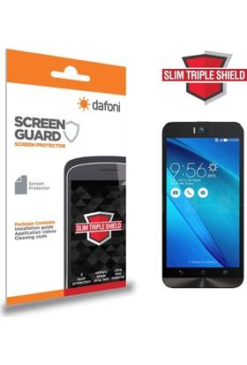 Dafoni Asus ZenFone Selfie Slim Triple Shield Ekran Koruyucu