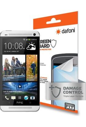 Dafoni HTC One Darbe Emici Ekran Koruyucu Film