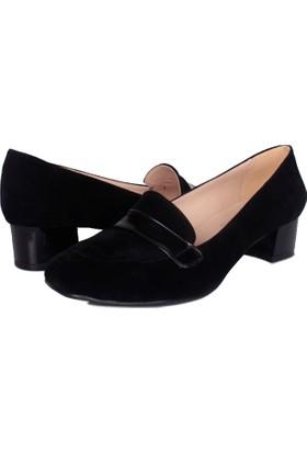 Loggalin 375023 031 025 Kadın Siyah Günlük Ayakkabı