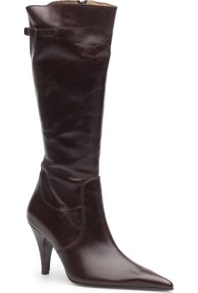 Pedro Camino Kadın Çizme 86535 Kahverengi